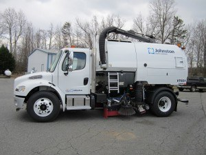 johnson street sweeper