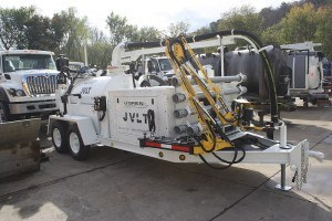 Trailer Jetter Machine Sales & Repair, Orlando, FL