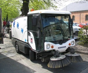 Street Sweeper Repair