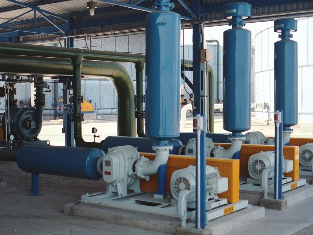 Positive Displacement Blower : Pd blower repair in orlando fl pat s pump