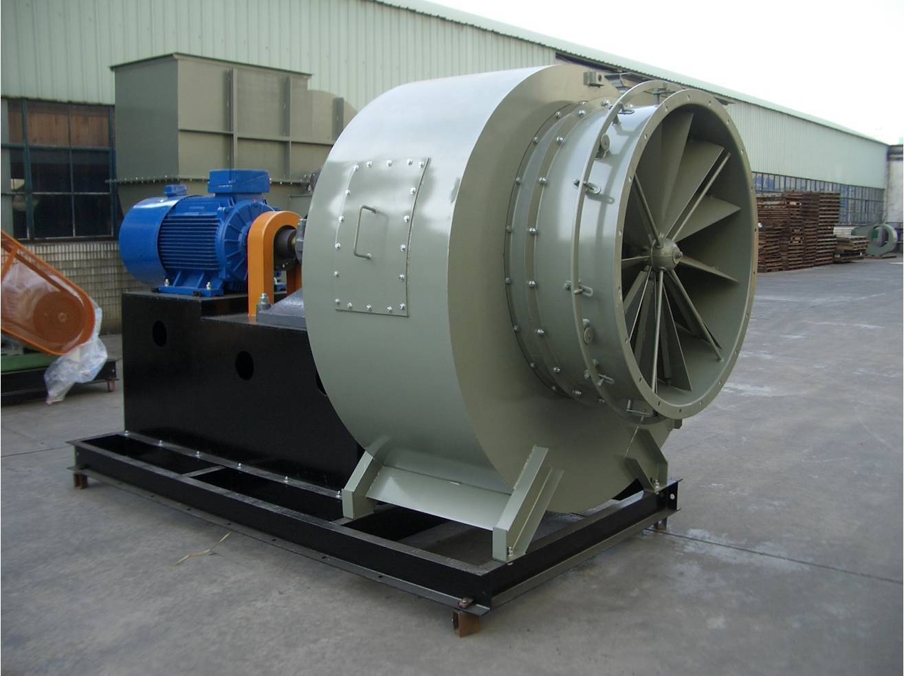 Centrifugal Fans And Blowers : Causes of potential blower problems pat s pump
