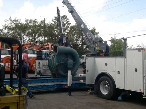 Providing Pump & Blower Sales & 24-Hour Service Since 1985