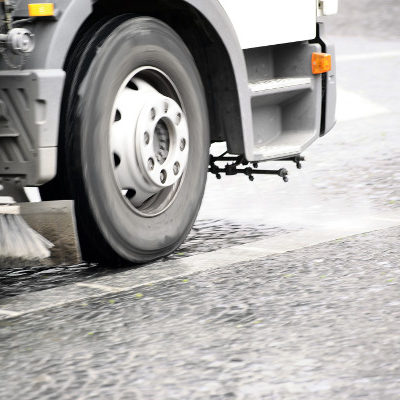 We Can Handle Your Street Sweeper Repair
